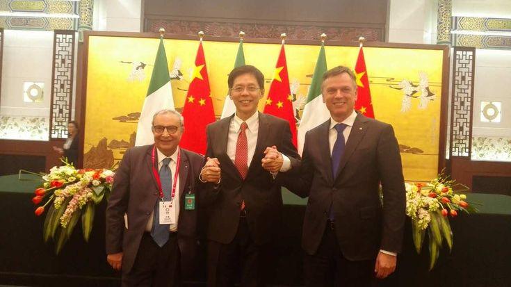 Fincantieri-Carnival Corporation: storico accordo per 2 navi da crociera più 4 in opzione per la Cina   Dream Blog Cruise Magazine