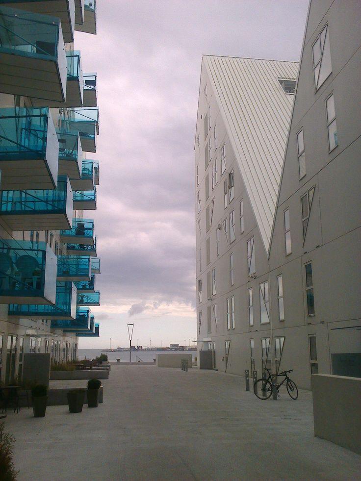 Lighthouse og Isbjerget i Aarhus!