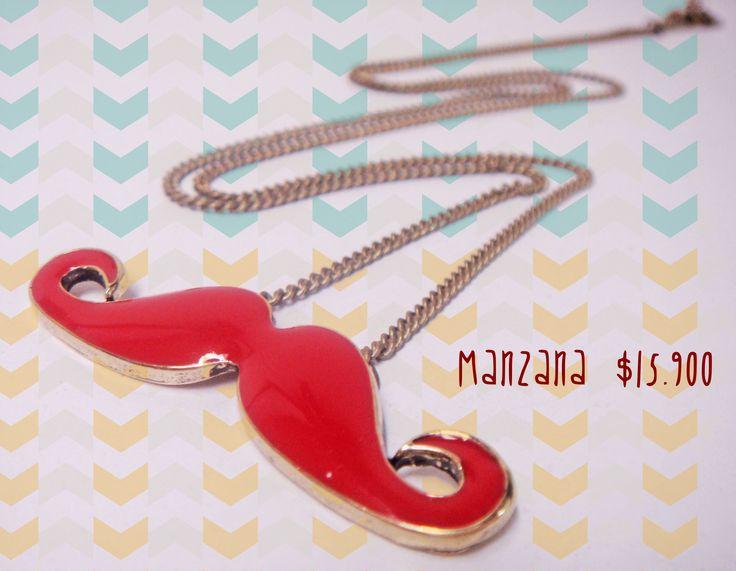 Collar Manzana