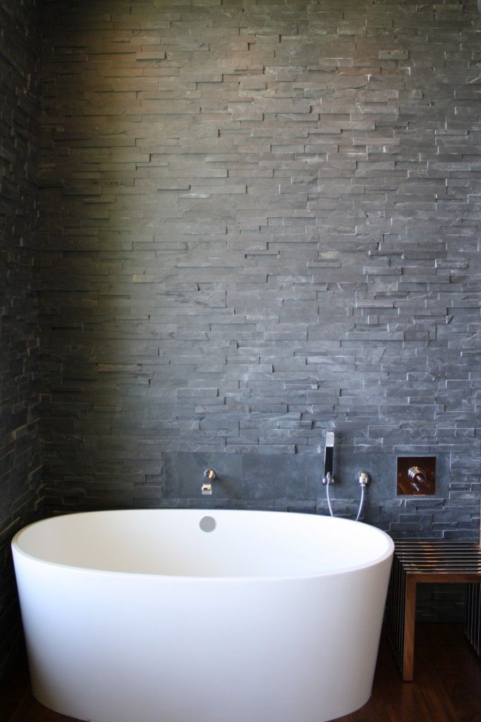 22 best ideas about bath feature walls on pinterest for Feature wall tile ideas