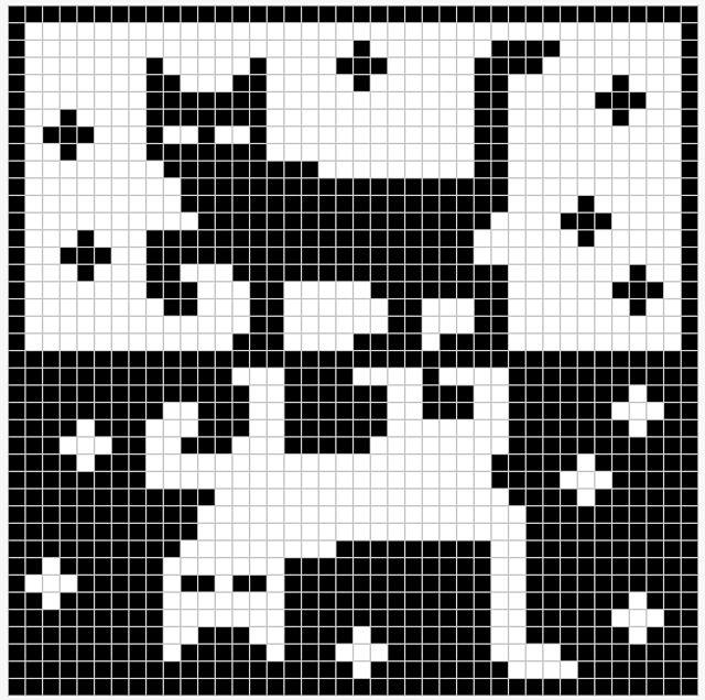Knitting Charts Free : Best animal knitting patterns images on pinterest