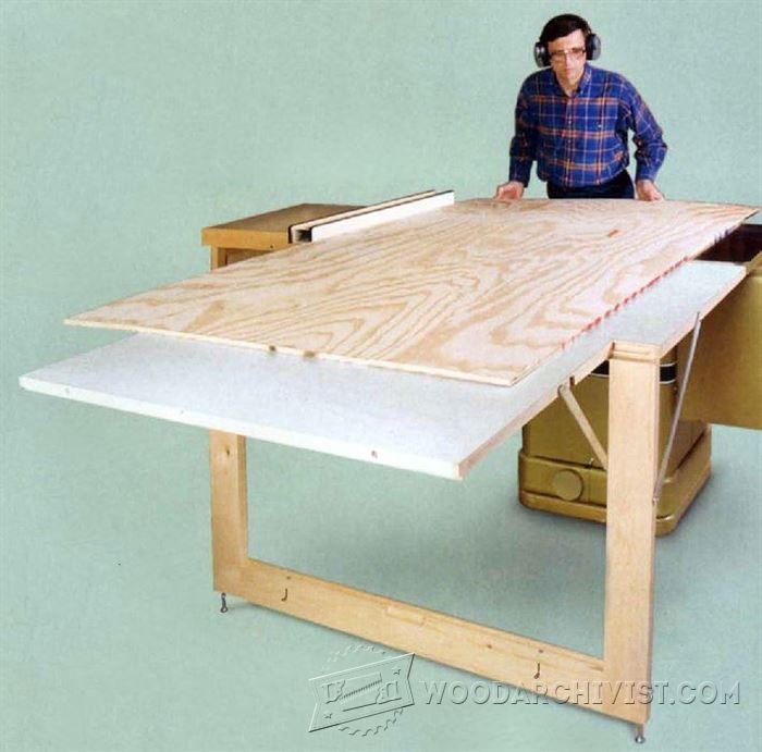 Best 25 Table Saw Extension Ideas On Pinterest Table