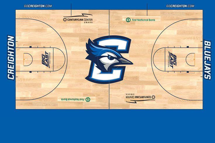 center court designs Google Search Creighton