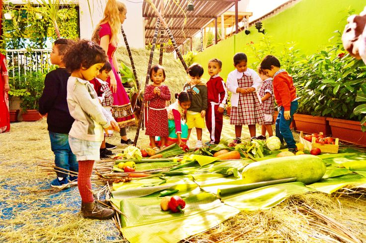 Harvest Festival-Part II-ThaiPongal-Images White Fields British Nursery -An innovative learning experience...