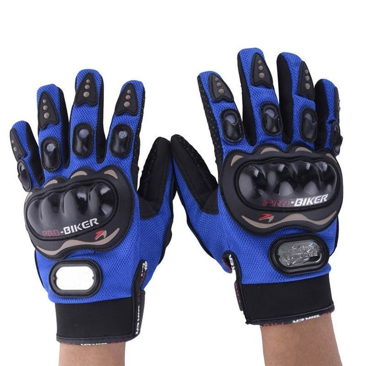 Gloves Men Luva Moto Motorcycle Gloves Racing Waterproof Windproof Warm Leather Cycling Bicycle