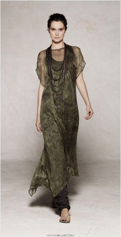 Blu's Womens Wear Sarah Pacini Spring 2012 11