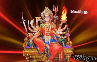 Maa Durga – Blingee | GIFVILLE