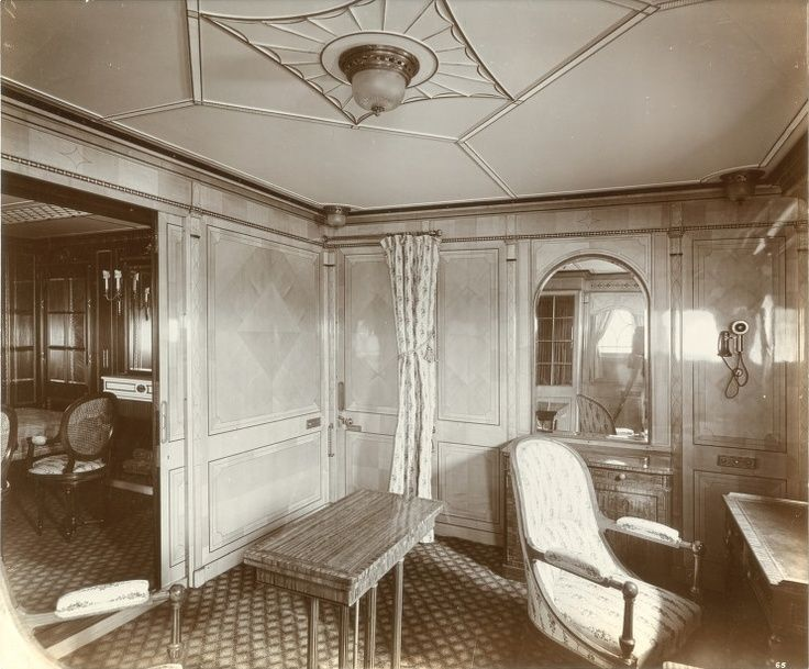The Lusitania Interior Google Search Ships And Boats