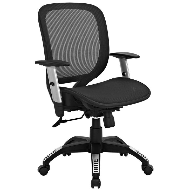 Arillus All Mesh Office Chair in Black