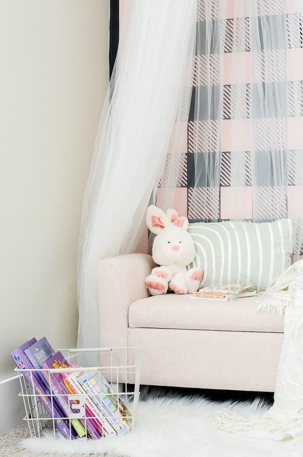 How To Create A Kid S Reading Nook Out Of A Closet With Images