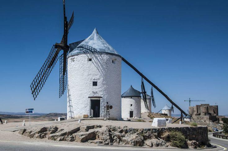Nos passos de Dom Quixote, uma trilha literária pela Espanha