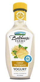 Favourite Dressings: Bolthouse Farms Caesar Parmigiano Yogurt Dressing