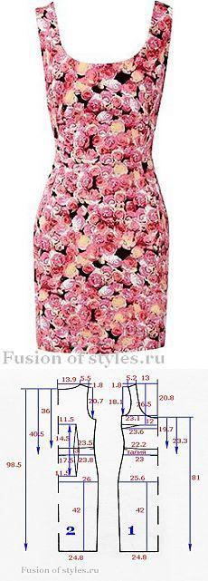 Géneros de punto vestido de verano | Fusión de Estilos