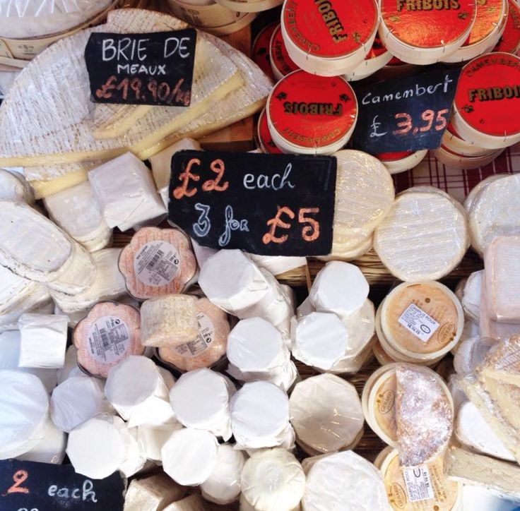 On Fridays and Saturdays Une Normande a Londres is outside the Electric Cinema, with French cheese, sausage and terrine.