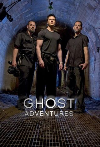 Ghost Adventures - THE best ghost hunting show out there.  Beats that dreadful SciFi Channel's dumbass/plumber/ghost hunters hands down.