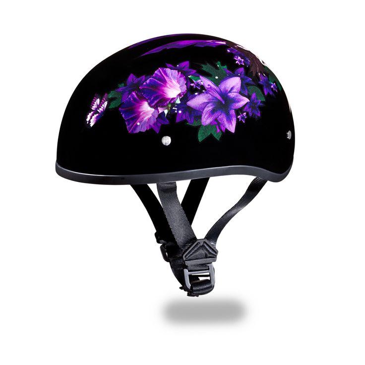 International Biker Mall  - D.O.T. DAYTONA SKULL CAP Helmet. www.internationalbikermall.com