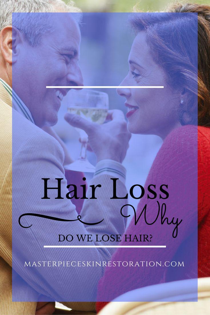 hair loss causes / lose hair / restore hair / androgenic alopecia / hormones