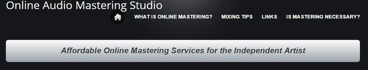 Online mixing and mastering services are now more affordable than ever, making professional studios much more accessible to the independent music scene. Although DIY mixing and mastering is very popular these days with all of the great software available, artists who take their music seriously will always prefer to hire a professional to handle their production work, ensuring they get the greatest results. Great music deserves great production!