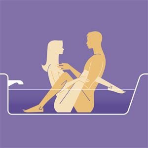 Free Hot Tub Sex Positions 6