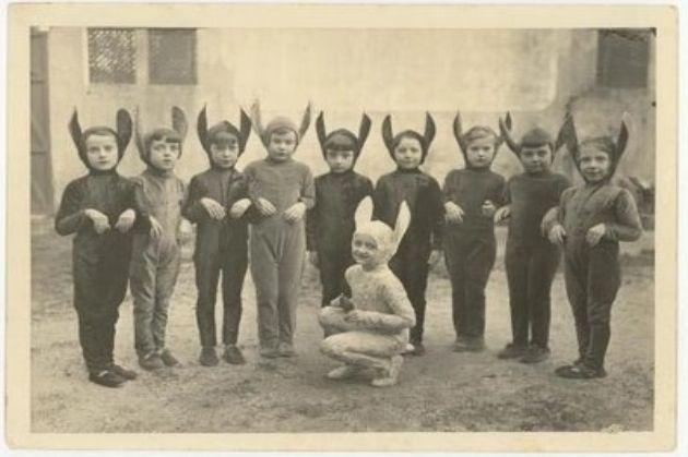 Bunny hop anyone?