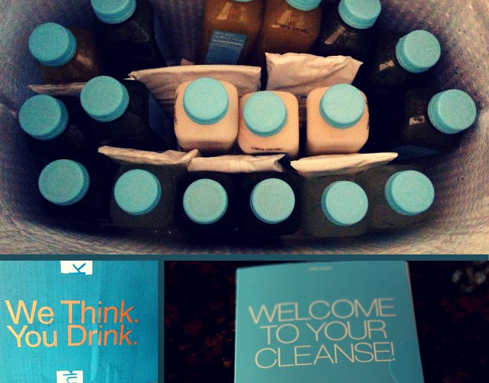 You have ordered a BluePrintCleanse three-day detox cleanse...now what?