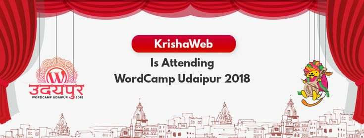 Good News for all tech lovers across India!!  WordCamp Udaipur is happening on 27 January 2018. Yes, the first ever WordPress community event of this calendar year is going to be happening by tomorrow.