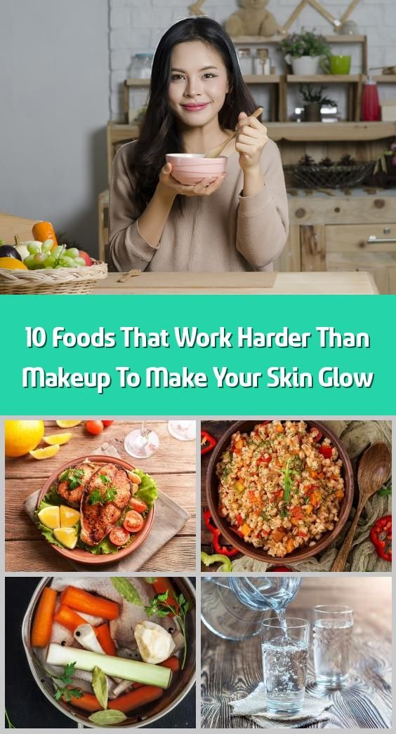 10 Foods That Work Harder Than Makeup To Make Your Skin
