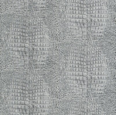 CROCODILE TEXTURED WALLPAPER -  MADE IN GERMANY - LATEST ANIMAL SKIN WALL PAPER