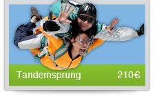 Fallschirmsport Grefrath - Fallschirmspringen, Tandemspringen in NRW