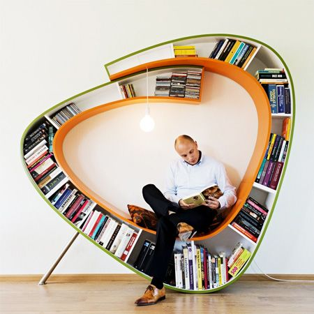 Bookworm Chair