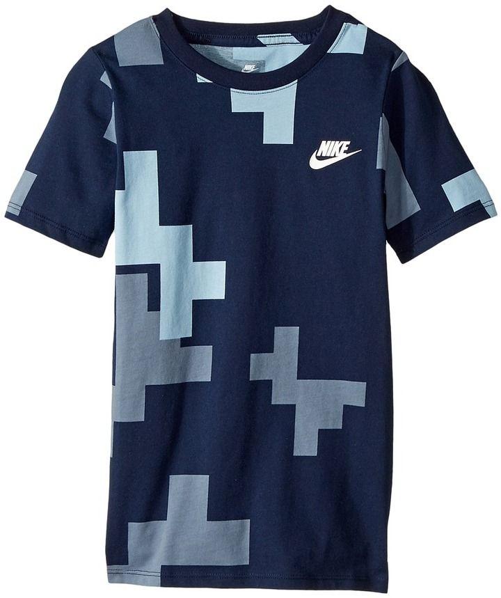 Nike Kids - Sportswear Abacus Futura T-Shirt Boy's T Shirt