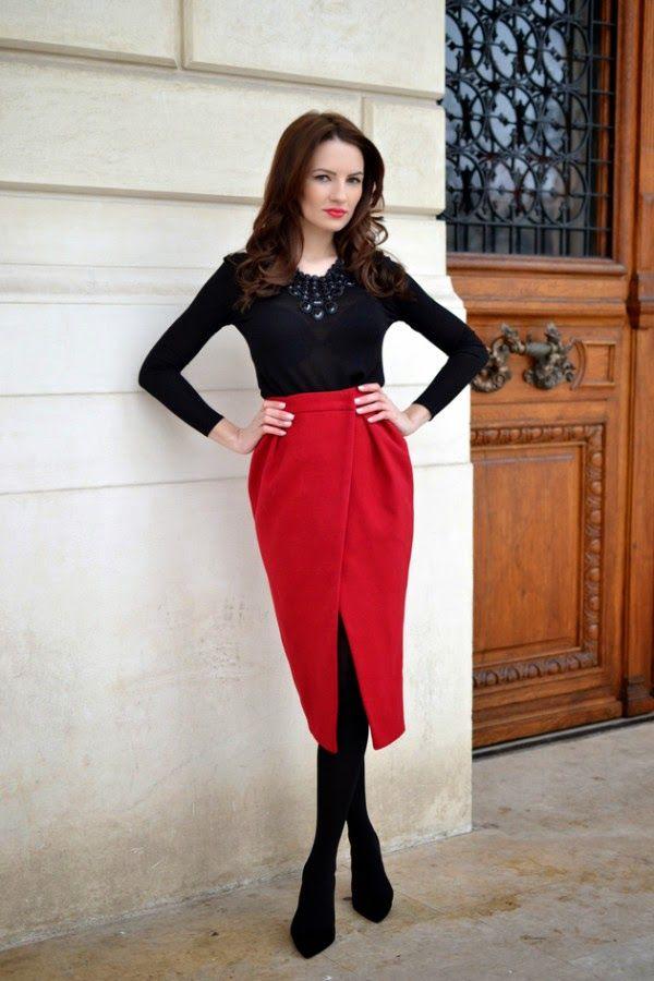 Hermosas faldas de temporada | Colección Otoño Invierno