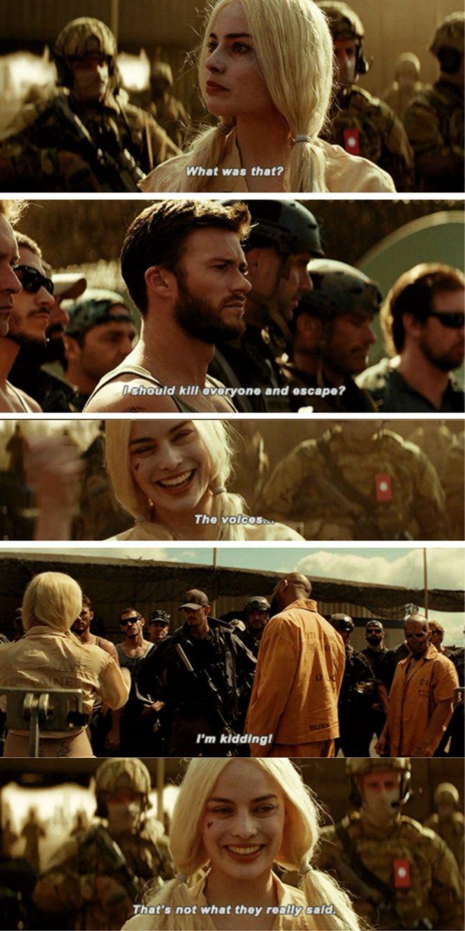 Harley Quinn - Suicide Squad Movie