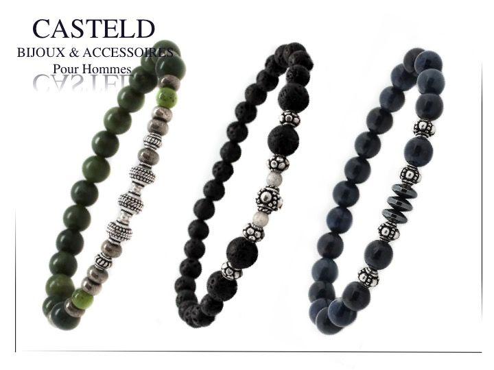 138 best bijoux pour homme images on pinterest accessories bracelet men and classy fashion. Black Bedroom Furniture Sets. Home Design Ideas