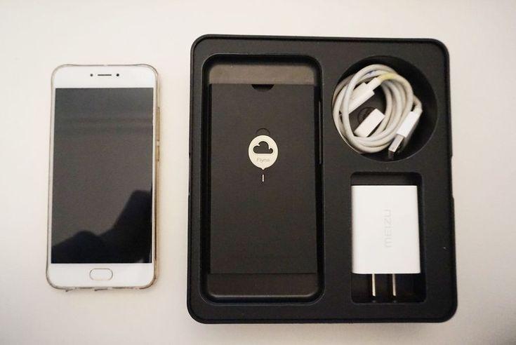 Meizu Pro 6 - smarthphone - meizu - 4 GB RAM - 64 GB ROM #MEIZU #Smartphone