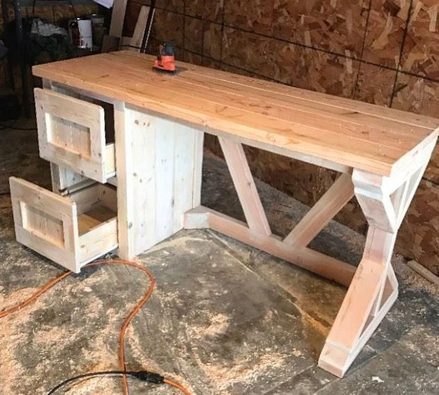 Hi Folks What Do You Do In This Weekend We Have An Idea To Build Your Own Computer Desk On Your Home You Can Diy Desk Plans Diy Furniture Diy