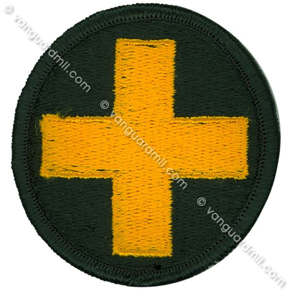 Army Patch: 33rd Infantry Brigade Combat Team - color