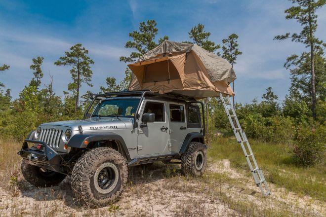 Great Jeep Wrangler Jk Roof Top Tent Karts