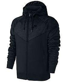 Nike Men's Air Hybrid Fleece Windrunner Hoodie