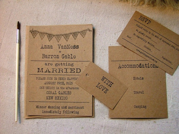 Doily Weding Invitations 04 - Doily Weding Invitations