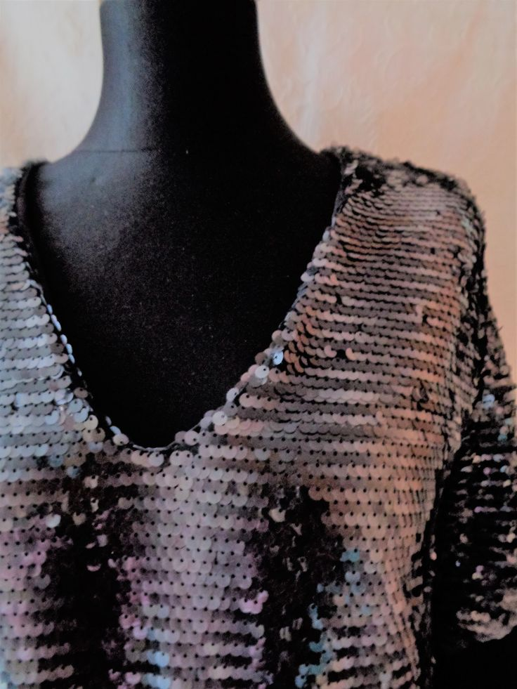 sukienka z cekinami  Gabriela Hezner /  dress with sequins designer Gabriela Hezner