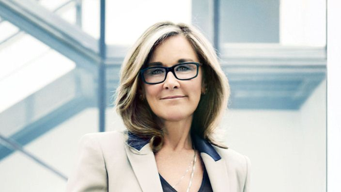 Apple's retail head Angela Ahrendts sold $6M of AAPL stock, likely to pay tax bill