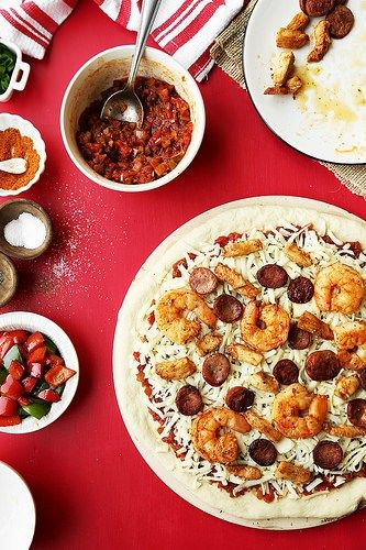 Jambalaya Pizza: An Ode to New Orleans