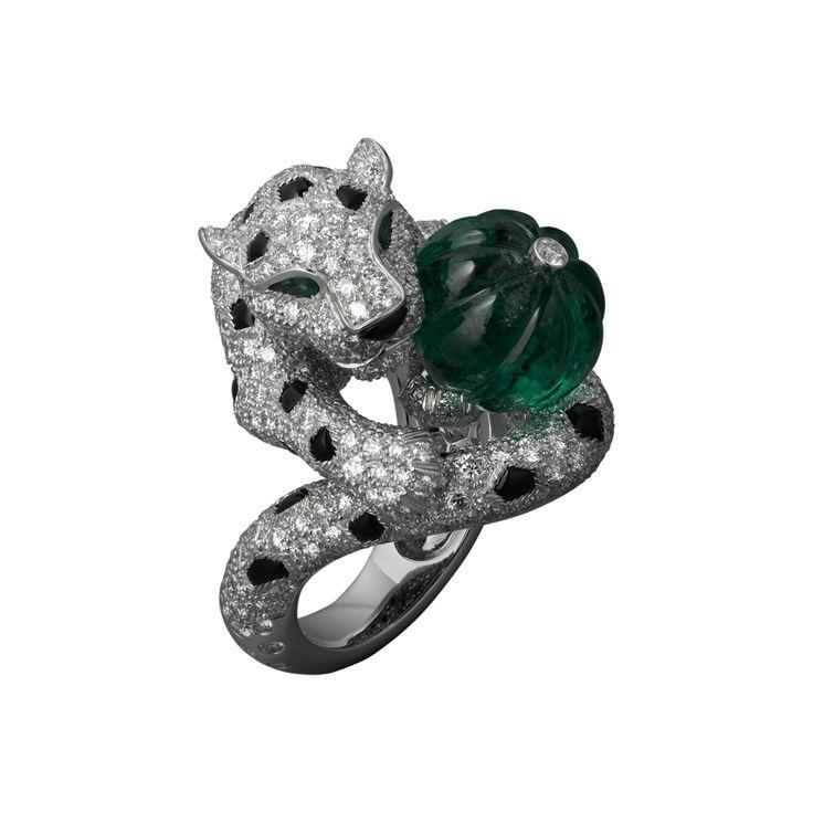 Panthère de Cartier, ring