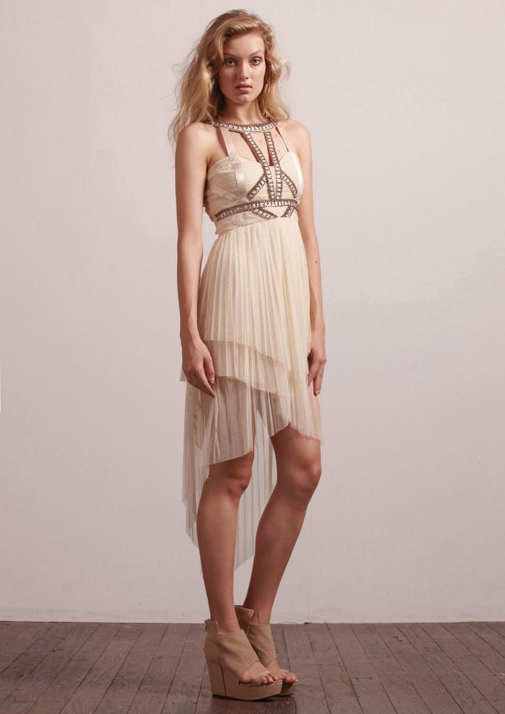 Ethereal Zen Dress