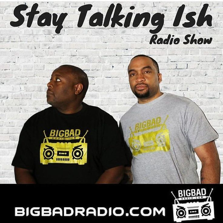 Tune in TONIGHT to the Stay Talking Ish radio show from 6-8pm EST using the FREE #BigBadRadio app! Call in to contribute to the conversation at (855) 924-4223 If you miss LIVE broadcast you can replay it anytime through our app or via the iTunes podcast app.  #oldschoolhiphop #artists #tgif #goodmusic #music #realhiphop #philly #radio #hiphop #listen #phillysupportphilly #ish #internetradio #staytalkingishradioshow #blackradio #blackcreatives #stay #talkingshit #international #tunein…