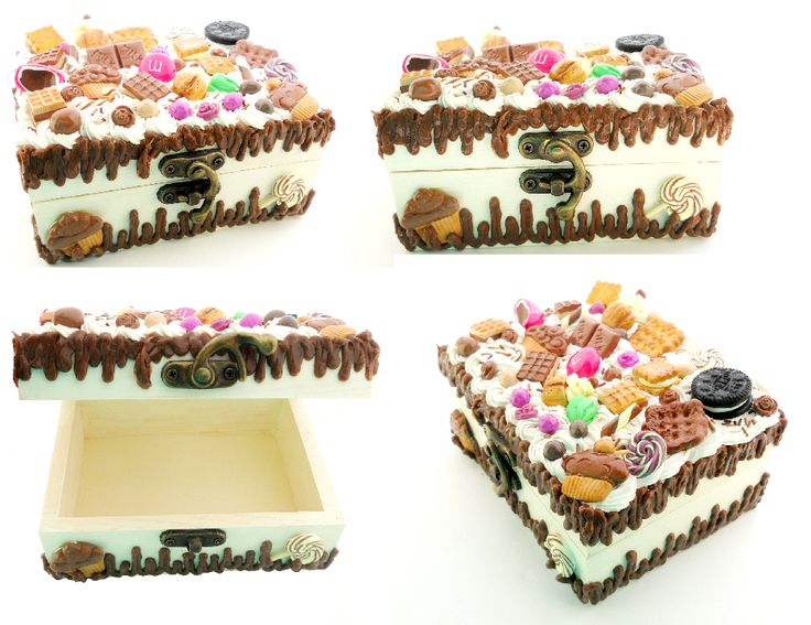 Sweet Madness Jewellery box