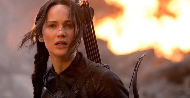 Katniss Everdeen in The Hunger Games #hero #archetype #brandpersonality