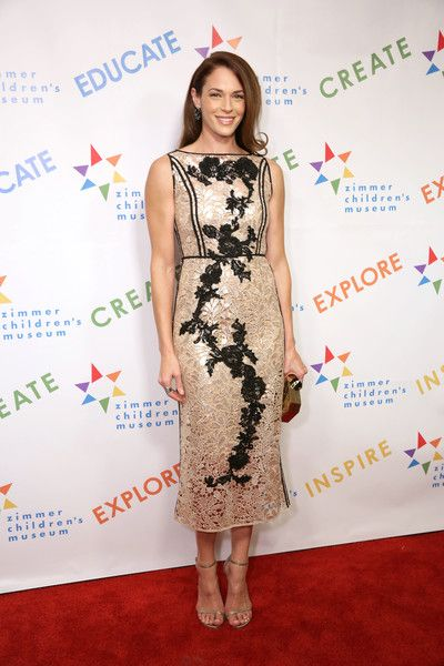 Amanda Righetti in Antonio Marras