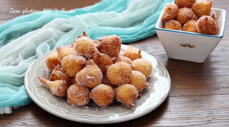 Frittelle 5 minuti senza glutine, morbide golosi e facili da realizzare. Si preparano in 5 minuti e pochissimi ingredienti che in dispensa non mancano mai.
